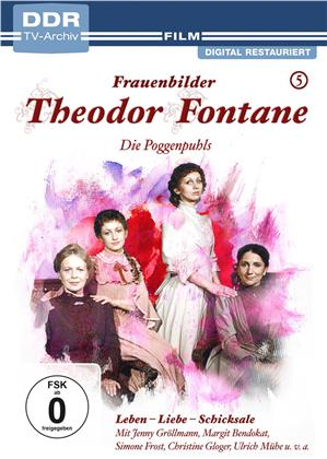 Theodor Fontane: Frauenbilder - Vol. 5 - Die Poggenpuhls (DDR TV-Archiv, Edizione Restaurata)