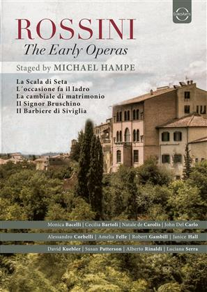 Various Artists - Rossini - The early operas (5 DVDs)