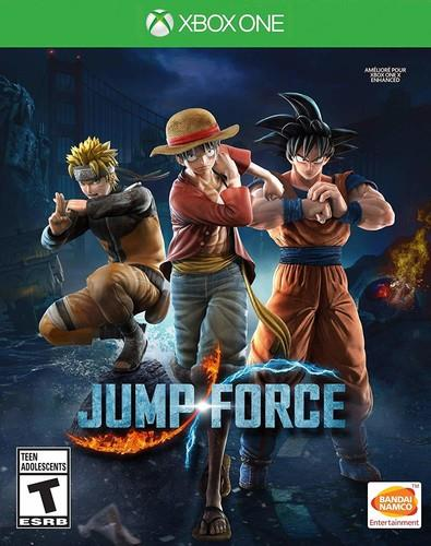 Xb1 Jump Force