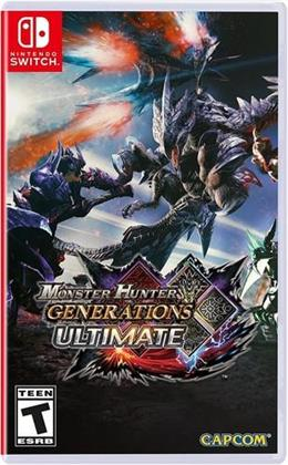 Monster Hunter Generations - Ultimate
