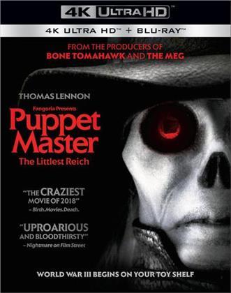 Puppet Master - The Littlest Reich (2018) (4K Ultra HD + Blu-ray)