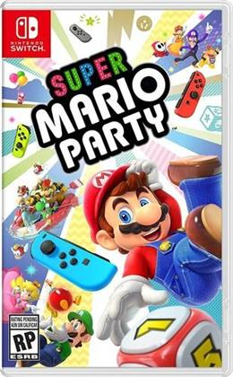 Swi Super Mario Party