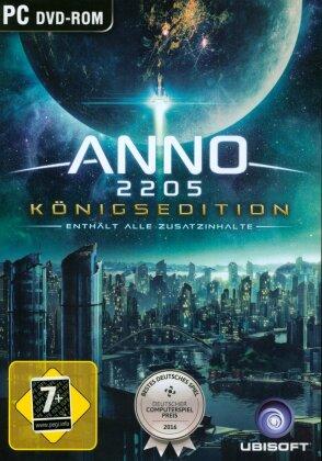 Anno 2205 (Königsedition)