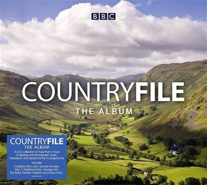 Countryfile-The Album (4 CD)