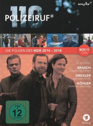 Polizeiruf 110 - Box 11: MDR (3 DVDs)