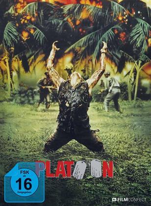 Platoon (1986) (Limited Edition, Mediabook)