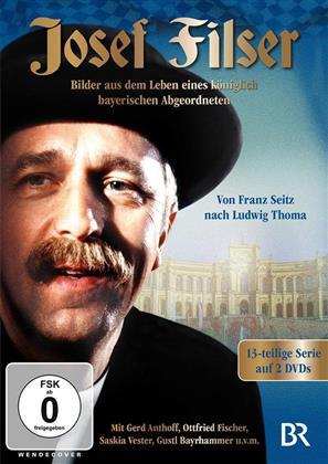 Josef Filser - Bilder aus dem Leben eines königlich bayerischen Abgeordneten (2 DVDs)