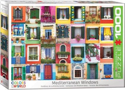 Mediterranean Windows - Puzzle
