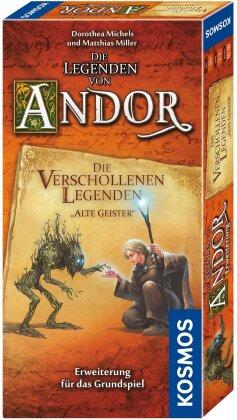 Die Legenden von Andor - Die verschollenen Legenden