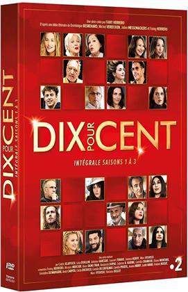 Dix pour cent - Saisons 1-3 (6 DVDs)
