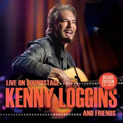 Kenny Loggins - Live On Soundstage (2 CDs + DVD)