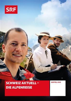 Schweiz Aktuell - Die Alpenreise - SRF Dokumentation (2 DVDs)