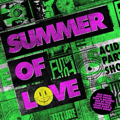 Paul Oakenfold - Summer Of Love - Mixed By Paul Oakenfold & Others (3 CDs)