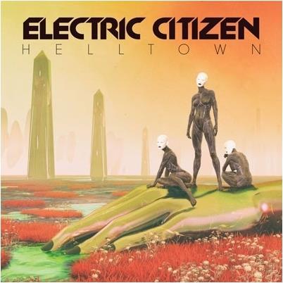 Electric Citizen - Helltown (Colored, LP)