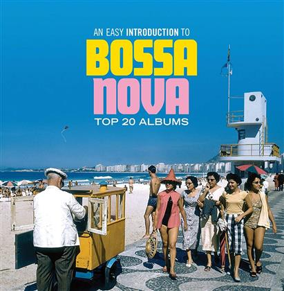 Easy Introduction To Bossa Nova (9 CDs)