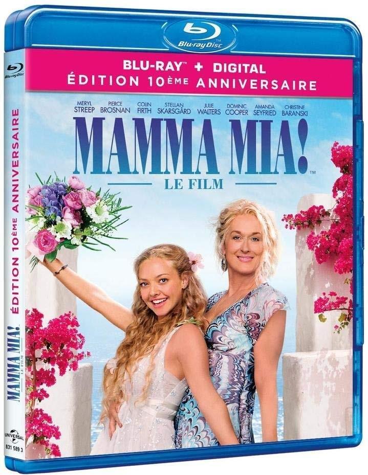 Mamma mia! - Le film (2008) (10th Anniversary Edition)