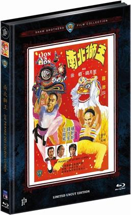 Die Pranke des gelben Löwen (1981) (Cover A, Shaw Brothers Collection, Edizione Limitata, Mediabook, Repackaged, Uncut)