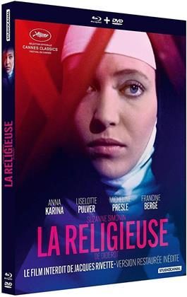 La Religieuse (1966) (Digibook, Blu-ray + DVD)