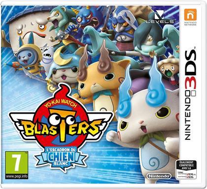 Yo-Kai Watch Blasters - L'Escadron du Chien Blanc