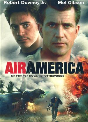 Air America (1990) (Limited Edition, Mediabook, Uncut, Blu-ray + DVD)