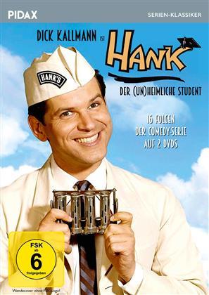 Hank - Der (un)heimliche Student - 16 Folgen (Pidax Serien-Klassiker, 2 DVDs)