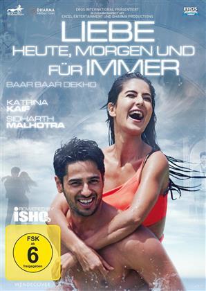 Liebe – heute, morgen und für immer (2016) (2 DVD)