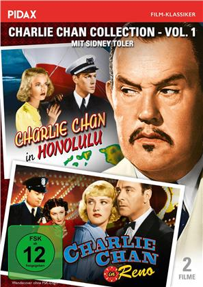 Charlie Chan Collection - Vol. 1 (Pidax Film-Klassiker)