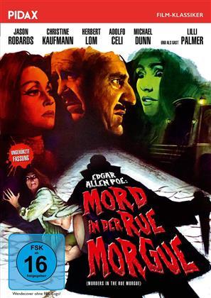 Mord in der Rue Morgue (1971) (Pidax Film-Klassiker)