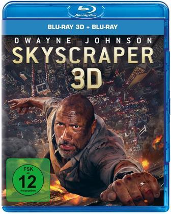 Skyscraper (2018) (Blu-ray 3D + Blu-ray)