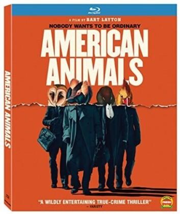 American Animals (2018)