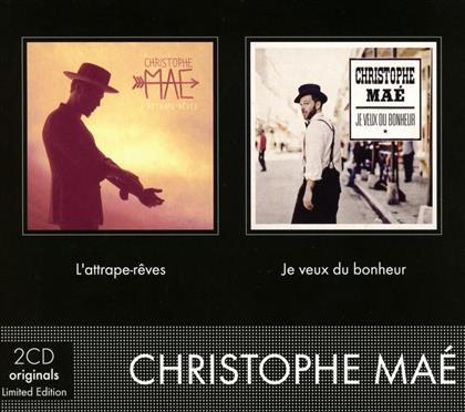 Christophe Mae - L'Attrape-Reves & Je Veux Du Bonheur (2 CDs)