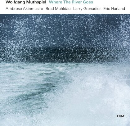 Wolfgang Muthspiel (*1965) - Where The River Goes (LP)