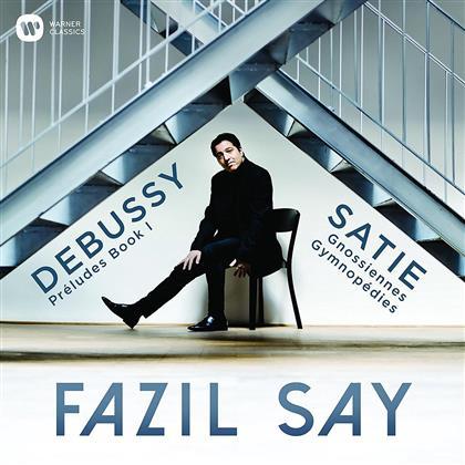 Claude Debussy (1862-1918) & Fazil Say - Préludes Vol. 1 (Japan Edition, SACD)