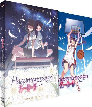 Hanamonogatari - Intégrale (Collector's Edition, Blu-ray + DVD)
