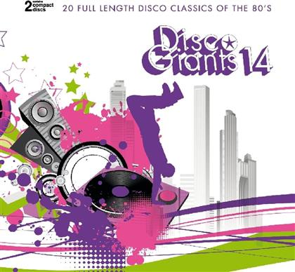 Disco Giants 14 (2 CDs)
