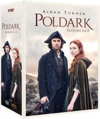 Poldark - Saisons 1-3 (2015) (10 DVDs)