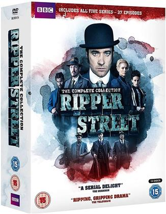 Ripper Street - The Complete Collection (BBC, 14 DVDs)