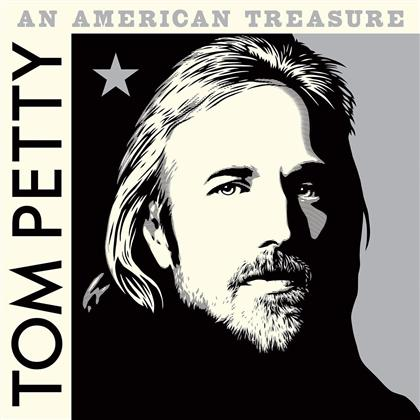 Tom Petty - An American Treasure (Deluxe Edition, 4 CDs)