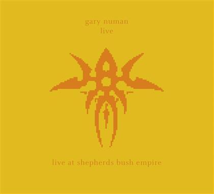 Gary Numan - Live At Shepherds Bush (2018 Reissue, 4 LPs)