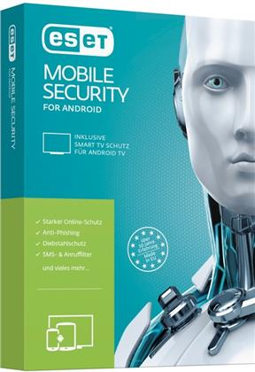 ESET Mobile Security & Antivirus 1 User (Code in a Box)