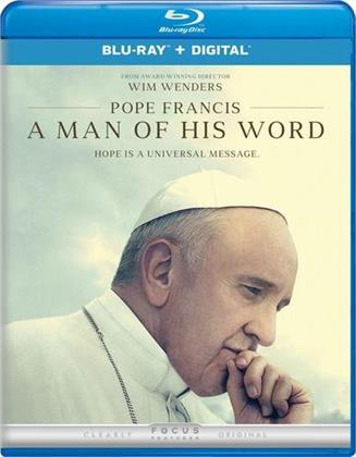 Pope Francis - A Man Of His Word (2018)
