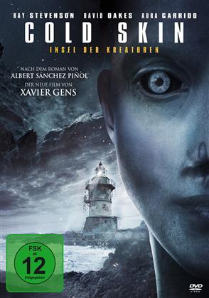 Cold Skin - Insel der Kreaturen (2017) (Uncut)