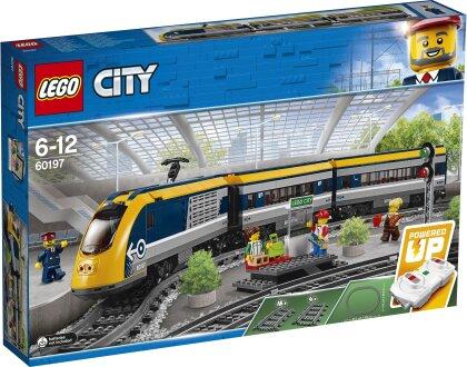 LEGO© 60197 City - Personenzug