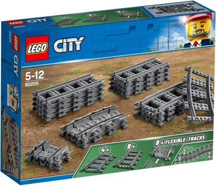 LEGO© 60205 City - Schienen