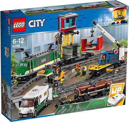 LEGO© 60198 City - Güterzug