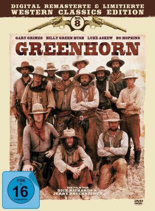 Greenhorn (Mediabook, Remastered)