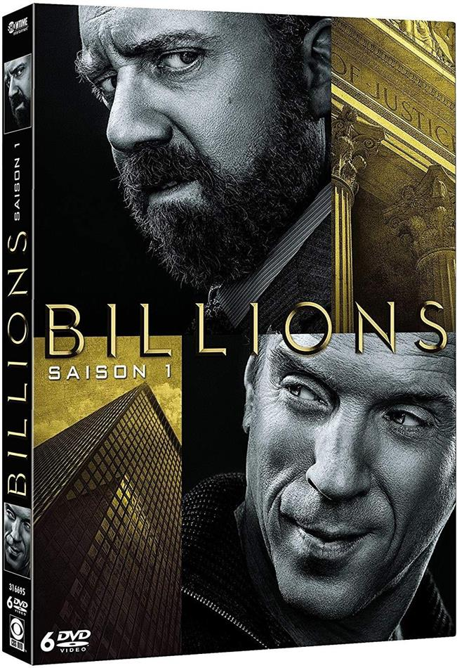 Billions - Saison 1 (6 DVD)