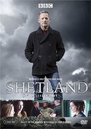 Shetland - Season 4 (BBC, 2 DVDs)