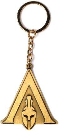 Assassin's Creed Odyssey - Odyssey Logo Metal Keychain