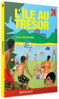 """L'île au trésor - + Le film """"Contes de juillet"""" inclus (2018) (Digibook, 2 DVD)"""